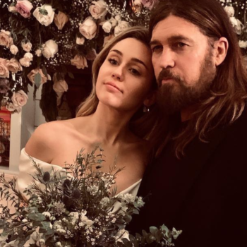 Tish Cyrus shared stunning new photos from daughter Miley and Liam Hemsworth's wedding