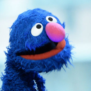 People think Grover dropped the F-bomb on <em>Sesame Street</em>, and can you hear it?