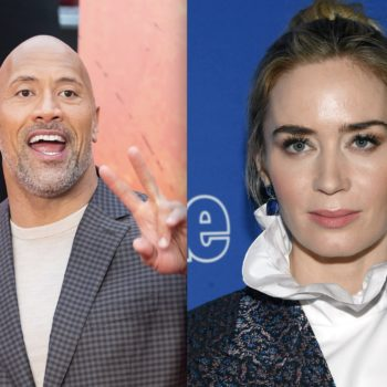 Dwayne Johnson reportedly earned $13 million more than Emily Blunt for the same movie, and we're done