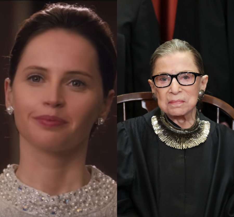 The Ruth Bader Ginsburg biopic, <em>On The Basis of Sex</em>, shows that social progress requires more than one feminist hero