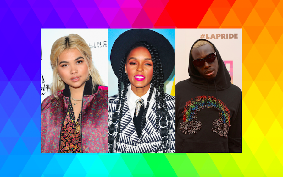 Here are some of the best queer musicians we listened to in 2018