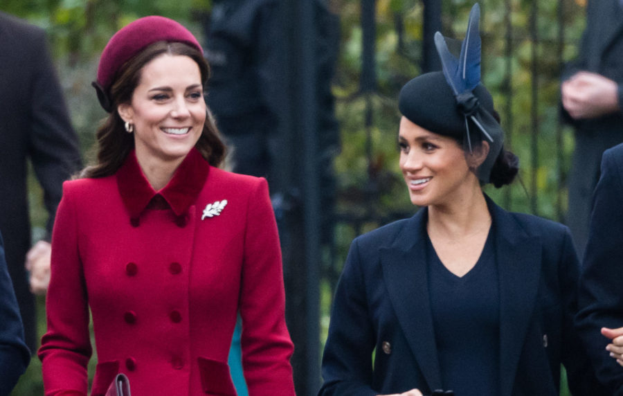 Meghan Markle and Kate Middleton bonded over your fave board game during the holidays
