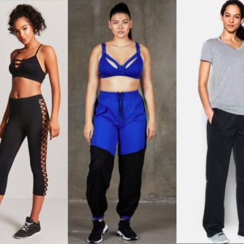 Workout pants that are cute enough for a cardio sesh or a coffee run