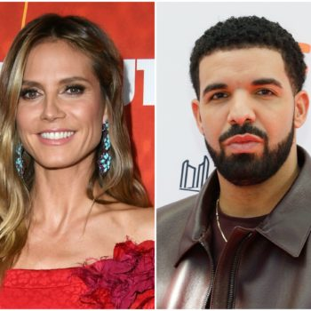 Heidi Klum says she apologized to Drake for ghosting him, and his response will make you LOL