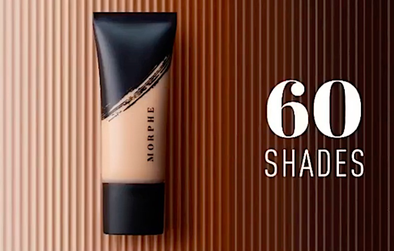 Morphe is shaking up the beauty industry with its 60-shade foundation launch