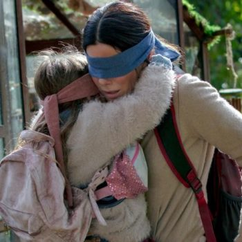 "People are doing something called the ""<em>Bird Box</em> Challenge,"" and it's dangerous AF"