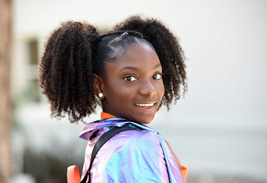 "Kheris Rogers, the 12-year-old clothing designer behind ""Flexin' In My Complexion,"" talks to us about her anti-bullying web series and staying confident"