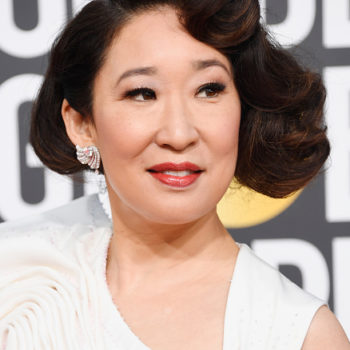"""Sandra Oh's emotional 2019 Golden Globes monologue will wreck you: """"This moment is real"""""""