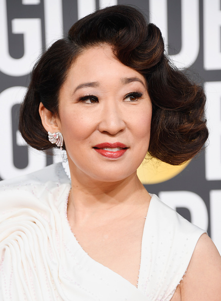 "Sandra Oh's emotional 2019 Golden Globes monologue will wreck you: ""This moment is real"""