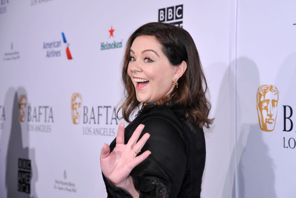 Melissa McCarthy secretly passed out ham sandwiches at the Golden Globes for this relatable reason