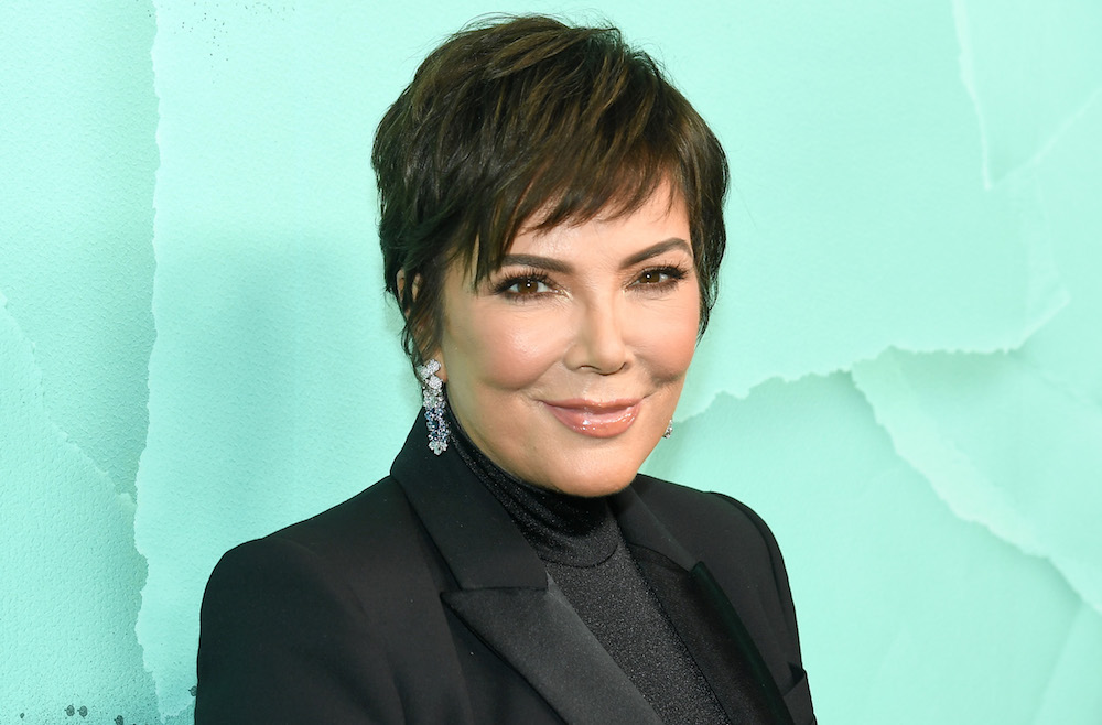 Kris Jenner debuted longer hair and bangs, and it's giving us Brigitte Bardot vibes