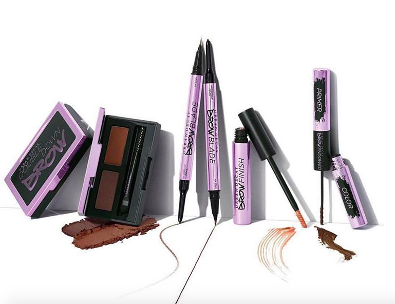 Urban Decay is getting into the brow game with an entire line of new products