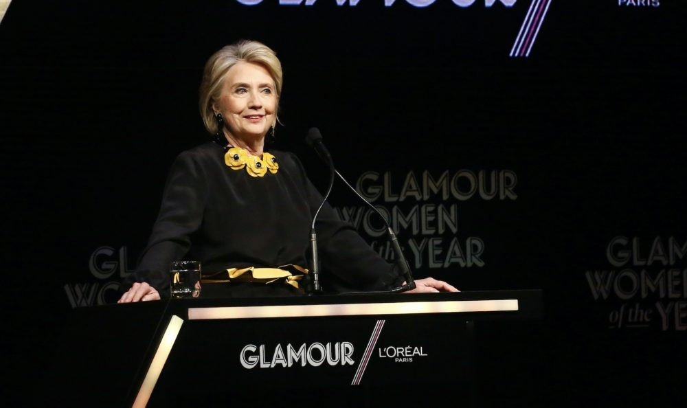 "Hillary Clinton addressed the ""likability"" issue for female politicians in one perfect sentence"
