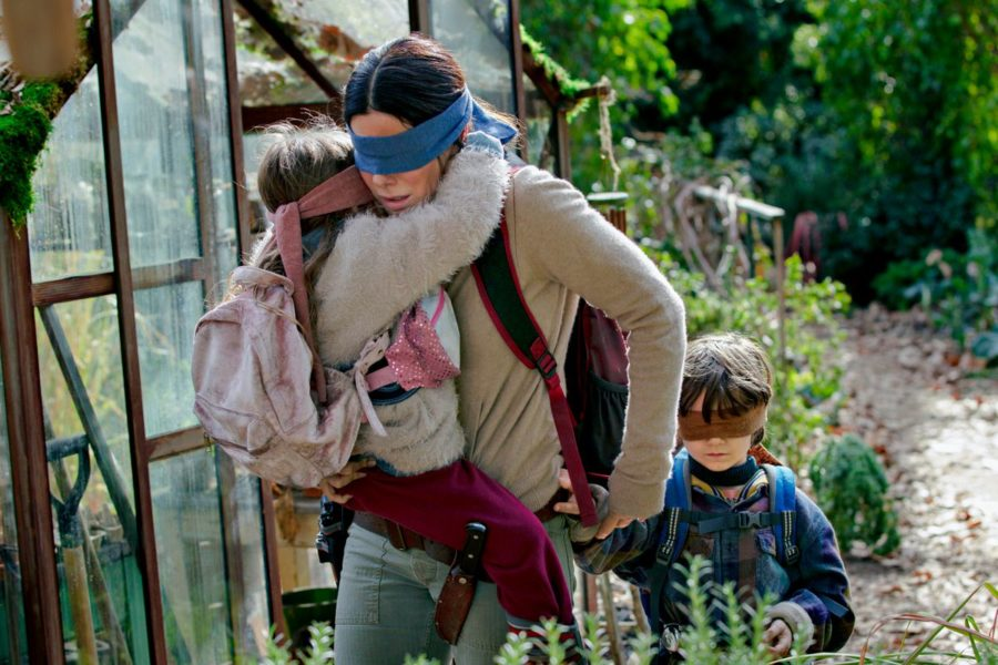 The monsters from <em>Bird Box</em> apparently looked like giant toddlers, and yes, there are pictures
