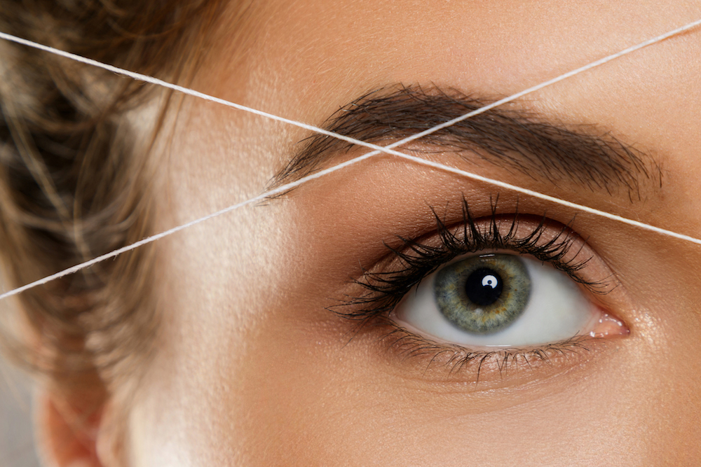 Is Eyebrow Threading Painful Everything You Need To Know Hellogiggles