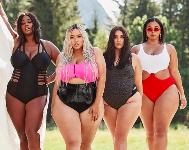 The new GabiFresh swimsuit collection is here, and it's giving us <em>Pretty Woman</em> vibes