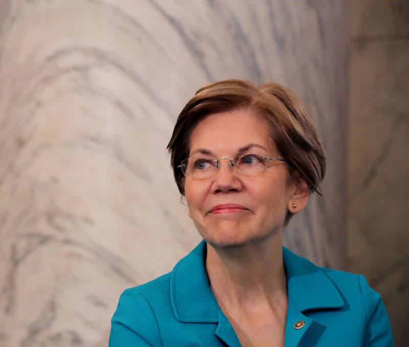 "Opinion: Stop obsessing over the ""likability"" of Elizabeth Warren and every other female politician"