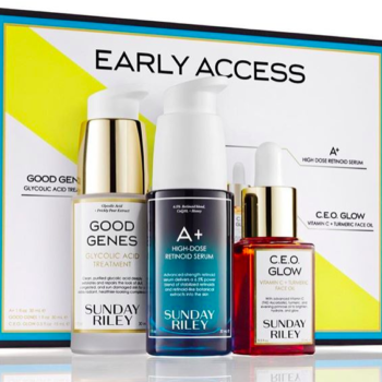 Sunday Riley's latest launches will make your skin care routine so much easier