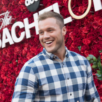 Every single time Colton's virginity was mentioned on <em>The Bachelor</em>'s premiere