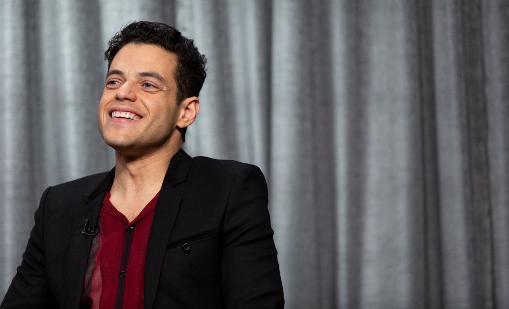 No big deal, but remember when Golden Globe-winner Rami Malek was on <em>Gilmore Girls</em>?