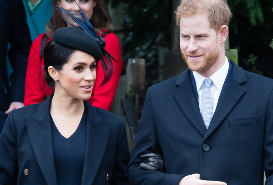 Meghan Markle and Prince Harry announced their first royal engagement of 2019