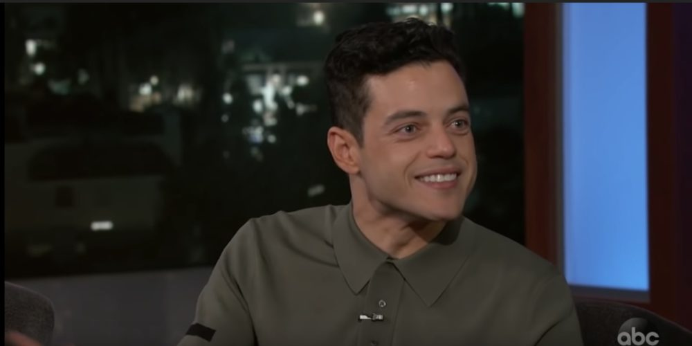Rami Malek explained that awkward Nicole Kidman-Golden Globes moment, and it's all good