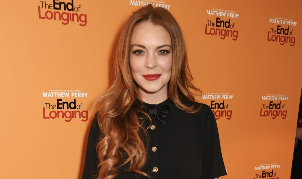 Lindsay Lohan revealed that past abuse inspired her to open her Mykonos beach club