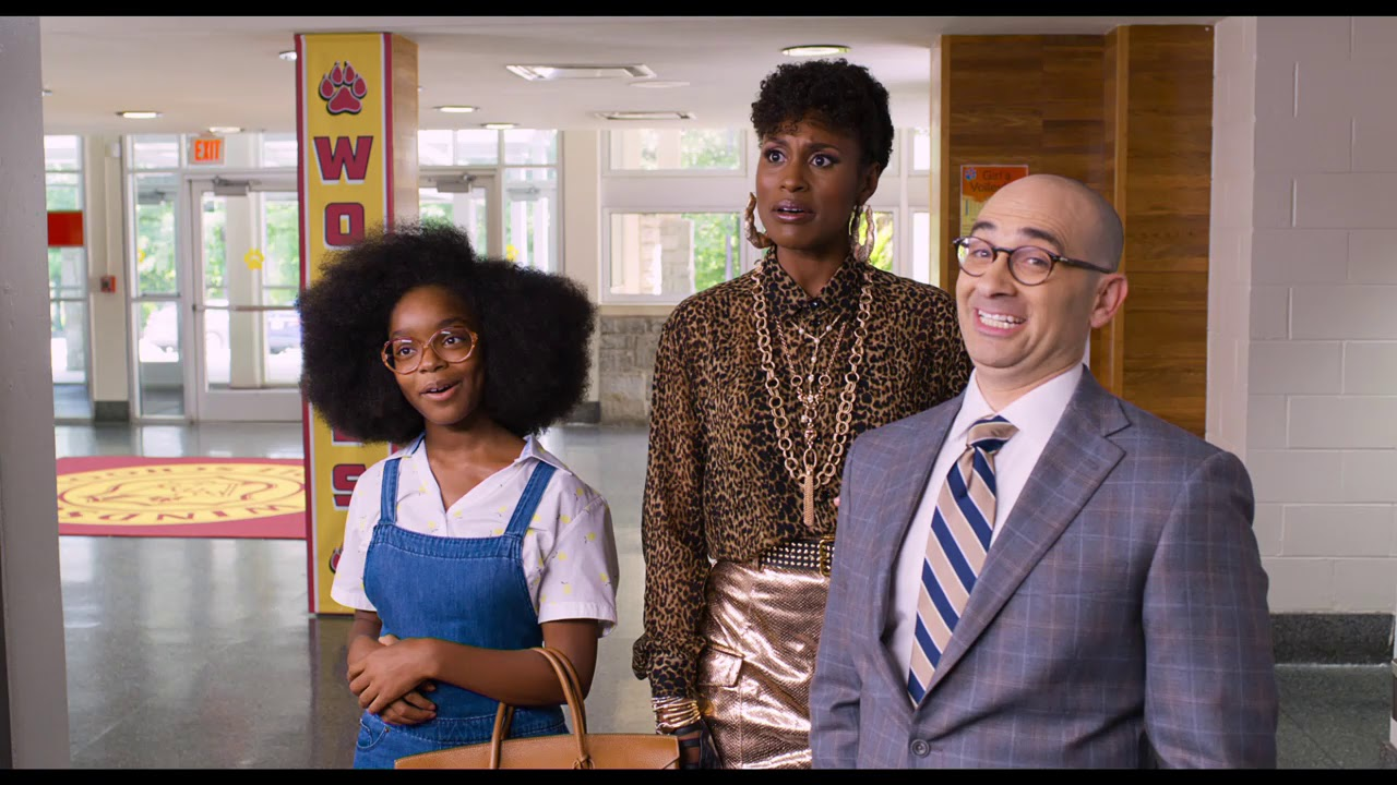 Issa Rae's new movie <em>Little</em> looks like a hilarious new take on <em>13 Going on 30</em>