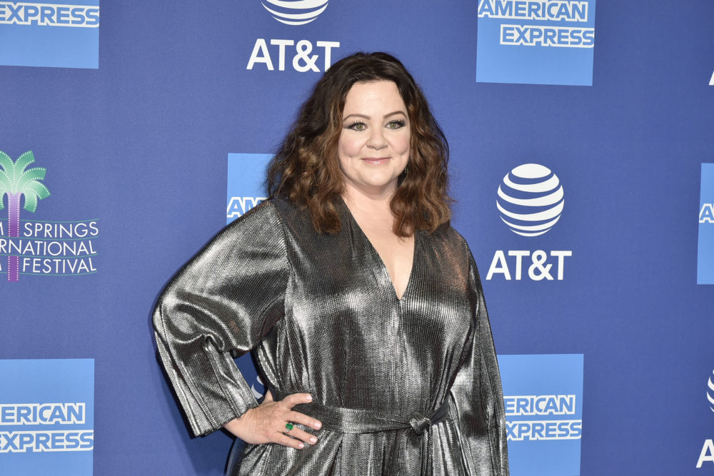 "Melissa McCarthy recalled a time when a reporter asked about her ""tremendous size,"" and prepare to be angry"