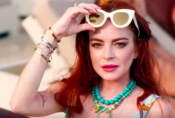 Opinion: <em>Lindsay Lohan's Beach Club</em> is the best thing to happen to Lindsay Lohan in years. That makes me sad.