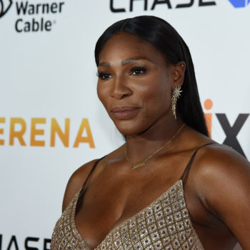 Serena Williams shared the best dating advice she ever got (from Oprah, no less)
