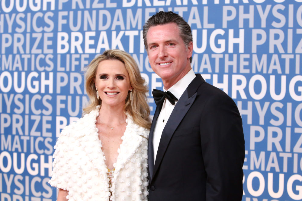 "Jennifer Siebel Newsom will be California's ""first partner,"" not ""first lady,"" and we're so here for this"