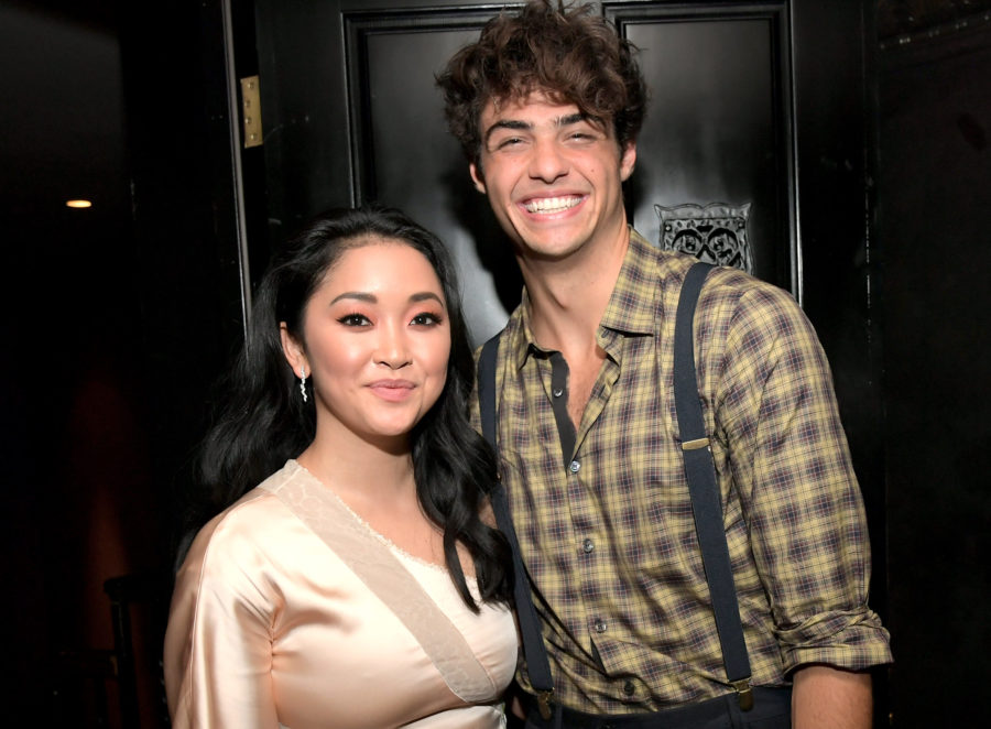 Lana Condor told Noah Centineo nothing could happen between them while filming <em>To All the Boys</em>