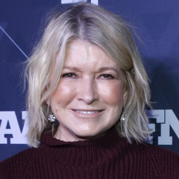 Martha Stewart scrambles her eggs with a cappuccino machine, and the internet just cracked