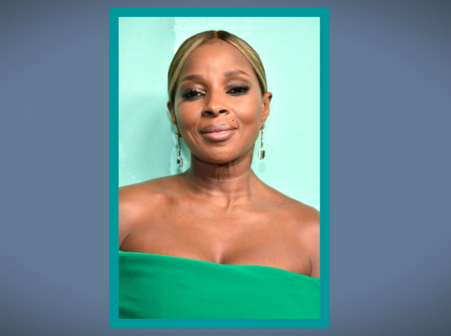 Mary J. Blige showed me the power of creating art through your pain