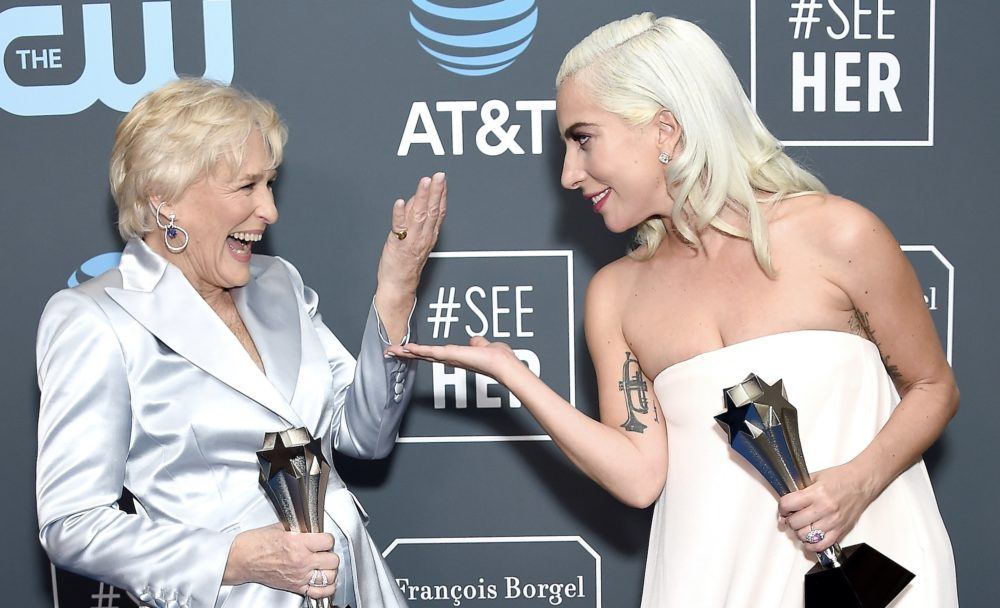 There were not one, but TWO ties at the 2019 Critics' Choice Awards, and it was weirdly so emotional
