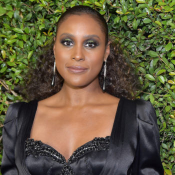 Issa Rae's witchy green eyeshadow at the Critics' Choice Awards is a mood