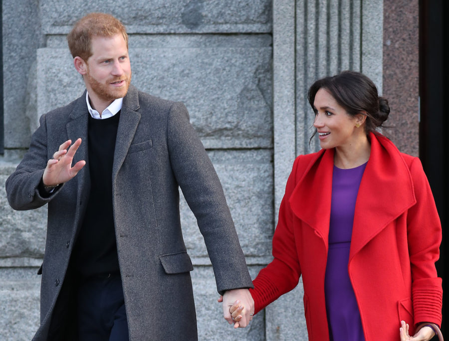 Meghan Markle and Prince Harry will learn their baby's sex the old-fashioned way