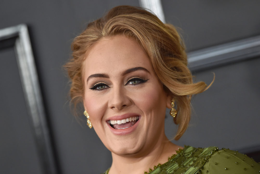 Adele dressed up like this iconic country singer, and the resemblance is uncanny
