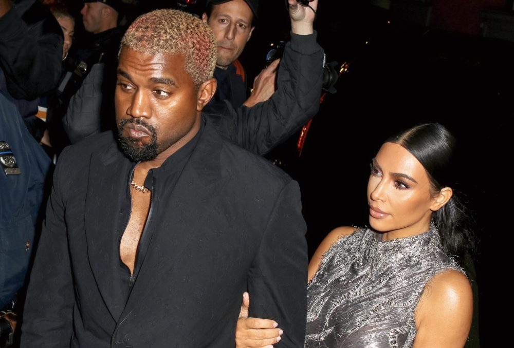 Kanye West appeared to defend R. Kelly—and Kim Kardashian tried to clarify his comments (yet again)