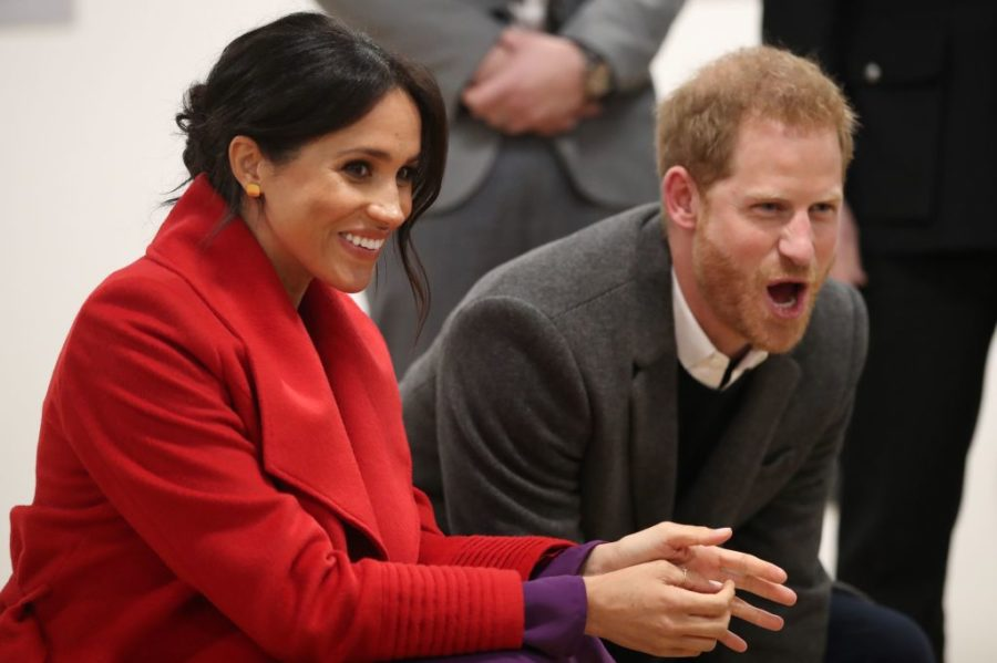 Prince Harry's newest hobby is inspired by Meghan Markle
