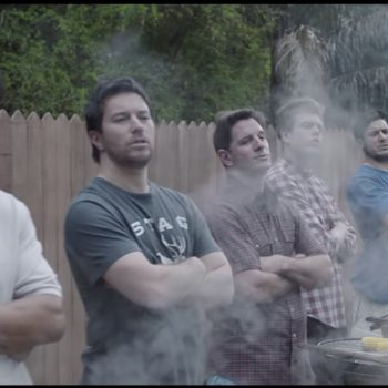 Gillette's new ad is all about challenging toxic masculinity, and YES