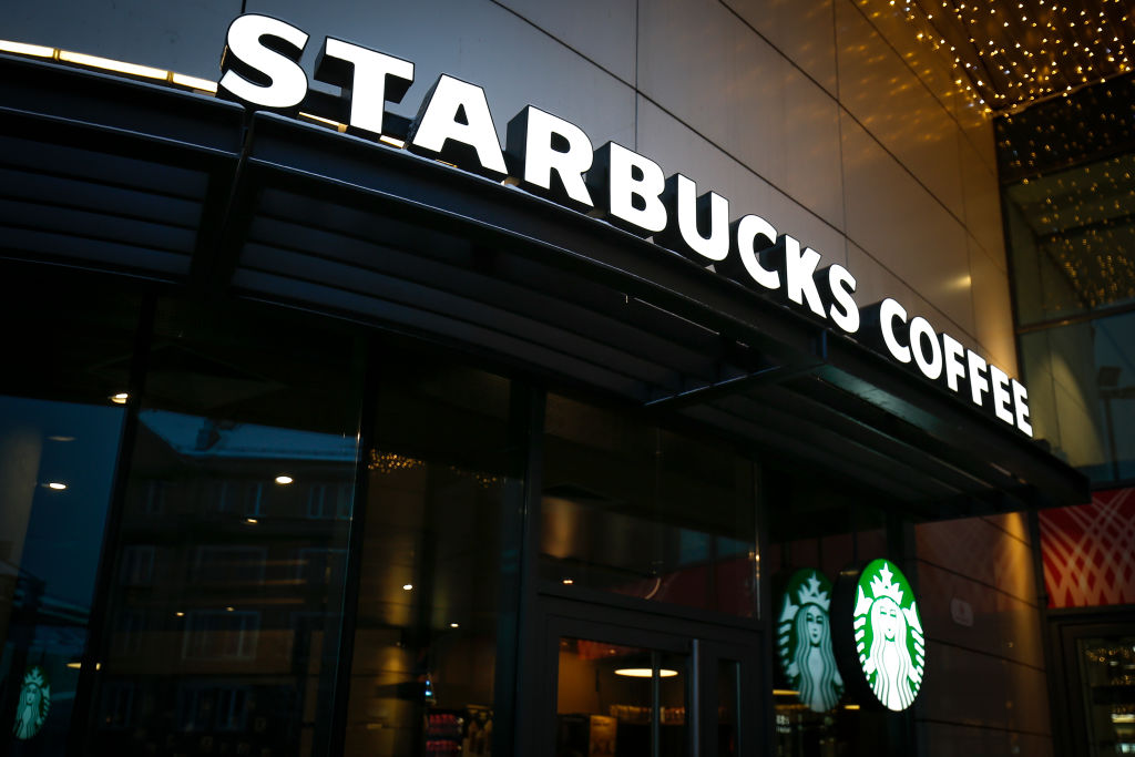 Starbucks is adding needle disposal boxes to its restrooms, but for a very unfortunate reason