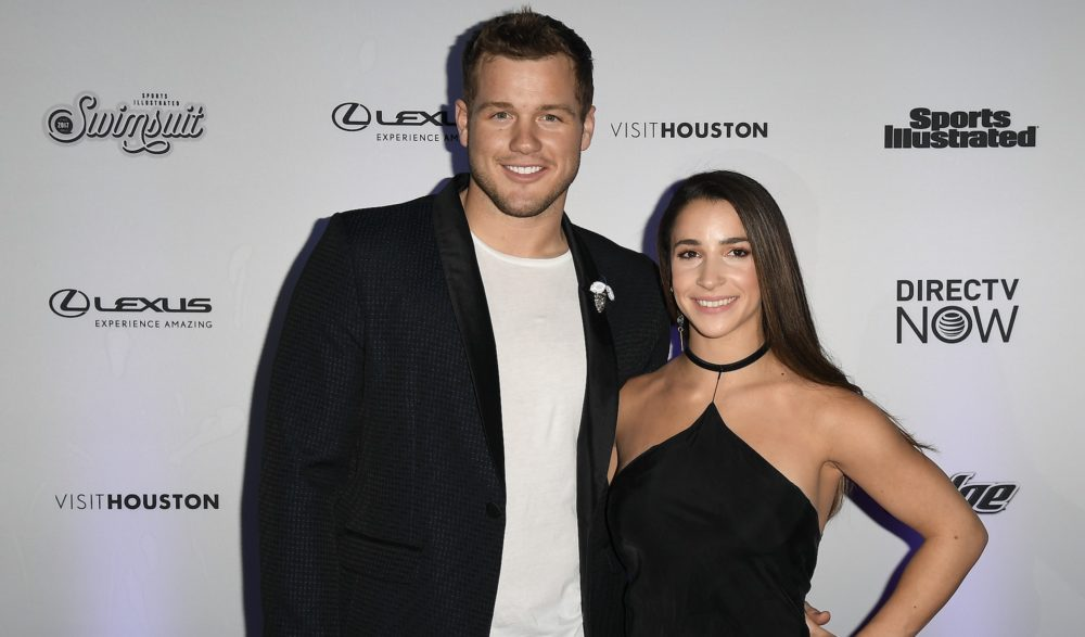 "Colton Underwood opened up about his ""first love"" (and first heartbreak) with Aly Raisman"