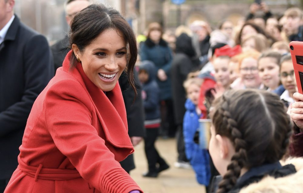 "Meghan Markle Was Called A ""Fat Lady,"" Laughs It Off ..."
