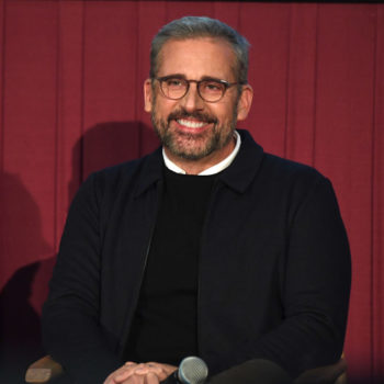 "<em>The Office</em> fans, rejoice: Steve Carell is starring in a workplace comedy about—wait for it—Trump's ""Space Force"""