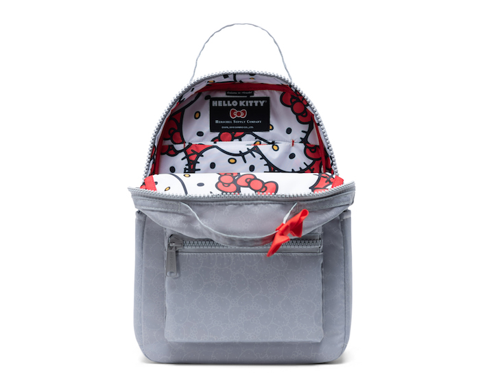 200142249eaf Sanrio Launching Hello Kitty x Herschel Supply Backpack Collab ...