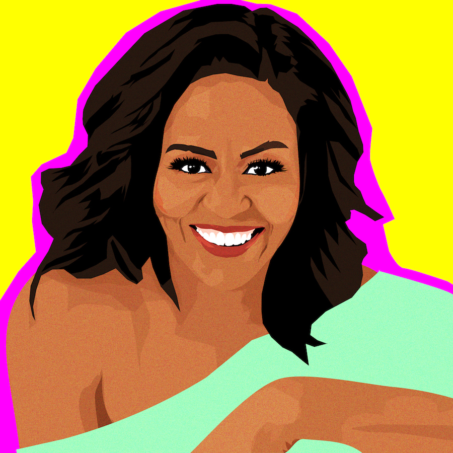 How Michelle Obama and <em>Becoming</em> proved that my ambitions are never too bold