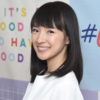 Don't panic: Marie Kondo says you don't have to throw away all of your books