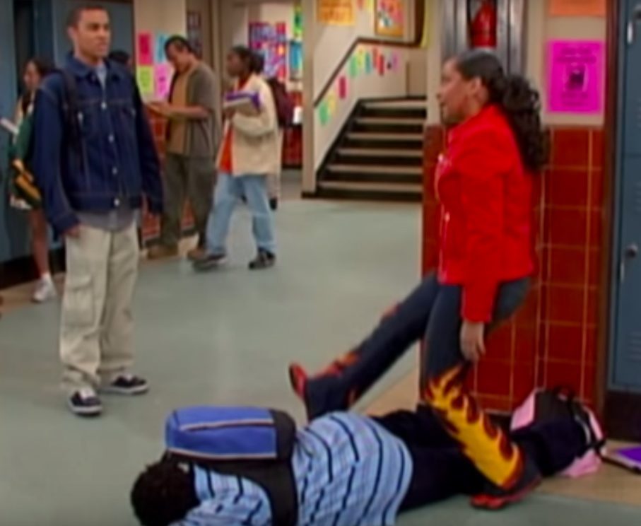 That's So Raven and the flame-embroidered jeans that changed my life